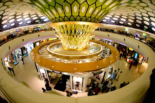 Abu Dhabi Airport is located 30 km from Abu Dhabi city centre.